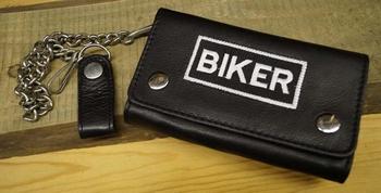 Motorrijder portefeuille