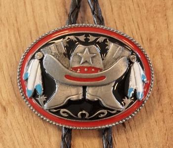 """Bolo tie  """"  Cowboy hoed + western laarzen """""""