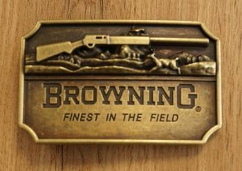 """Belt buckle  """" Revolver met rebelvlag """"   UITVERKOCHT"""