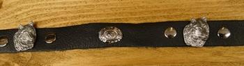 Hoedband zwart