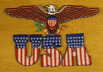"Applicatie  "" Eagle U.S.A """