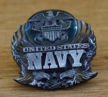 "Pin / speldje  "" United states navy """
