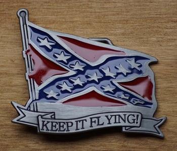 "Buckle / gesp  "" Keep it flying """