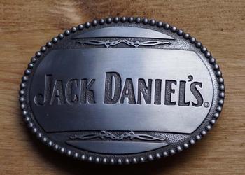 """Buckle / gesp  """" Jack Daniels """""""