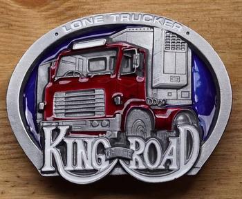 """Buckle  """" King of the Roal """"   Vrachtwagen"""