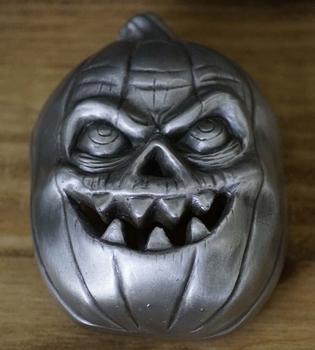 """Buckle / gesp  """" Halloween pompoen """""""