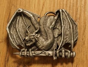 "Buckle  "" Viking ""   UITVERKOCHT"