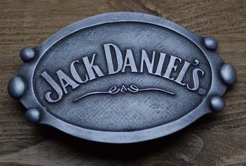 """Buckle   """" Jack Daniel's """"  UITVERKOCHT"""