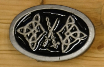 "Buckle / gesp  "" Celtic two knopen """