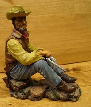 """Beeld  """" Cowboy """""""