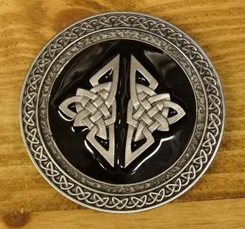 """Buckle / gesp  """" Keltische design """""""