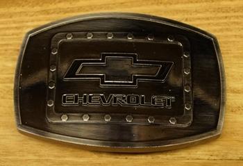 "Auto merk  buckle  "" Chevrolet """