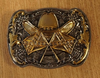 "Country Buckle  "" Country music ""   UITVERKOCHT"