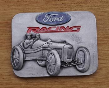 """Auto merk  gesp  """"  Ford Racing """""""