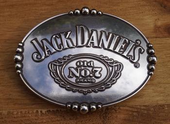 "Buckle  "" Jack Daniel""s Old no 7 brand """