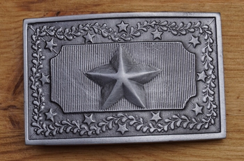 "Buckle  ""  US Texas star """