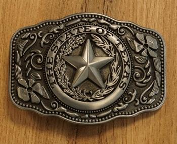 """Buckle   """" Texas """"   UITVERKOCHT"""