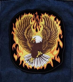 """Applicatie  """" Adelaar in de vlammen """""""