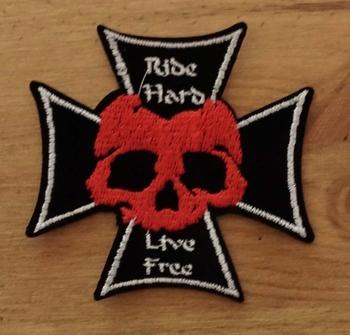 "Applicatie  "" Ride hard, live free """
