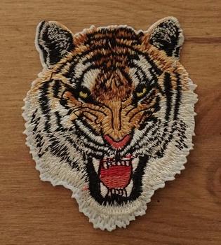 """Applicatie  """" Grommende tijger """""""