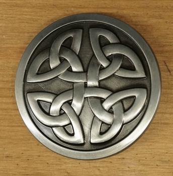 """Buckle / gesp  """" Celtic knoop """""""