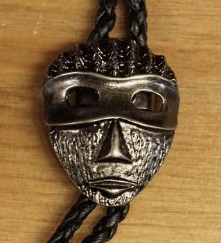 """Bolo tie  """" Venetiaanse masker """""""