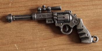 """Concho """" revolver """""""