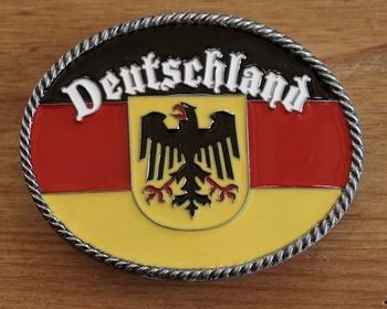 """Buckle  """" Deutschland """""""