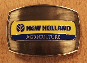 "Buckle  "" New Holland agriculture """