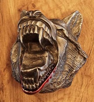 """Buckle  """" Weerwolf """""""