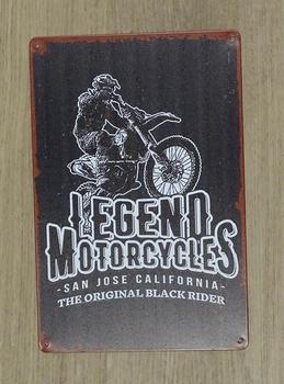 "Billboard "" Legende motorcycles """