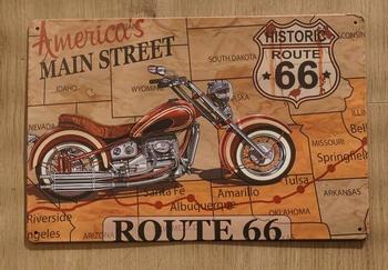 "Billboard "" America's main street route 66 """