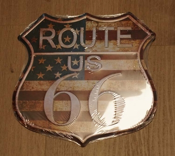 "Billboard "" Route us 66  """