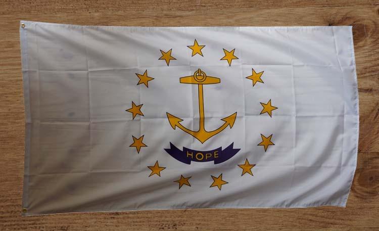 Amerikaanse Staten gevelvlag