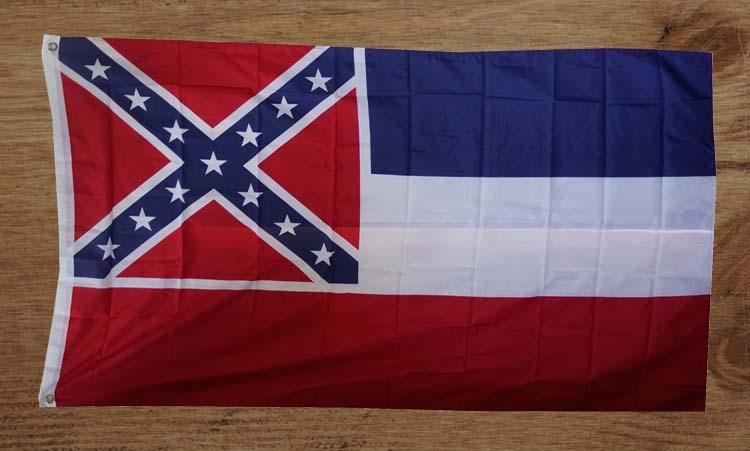 "Amerikaanse Staten vlag  "" Mississippi """