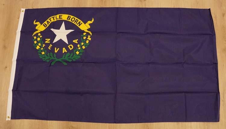 """Amerikaanse Staten vlag  """" Nevada """""""