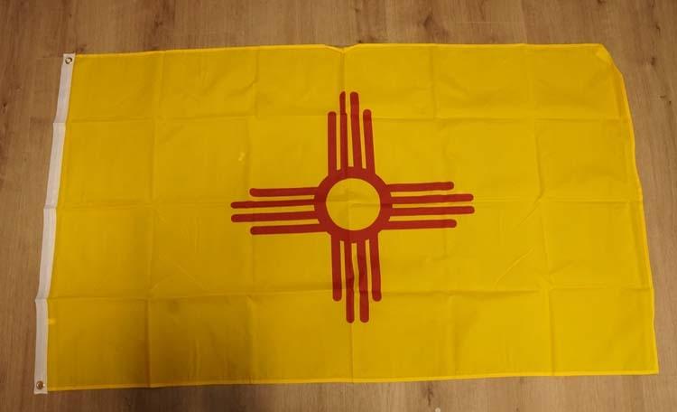 "Amerikaanse Staten vlag  "" New Mexico """