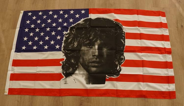 "Amerikaanse vlag  "" Morrison """