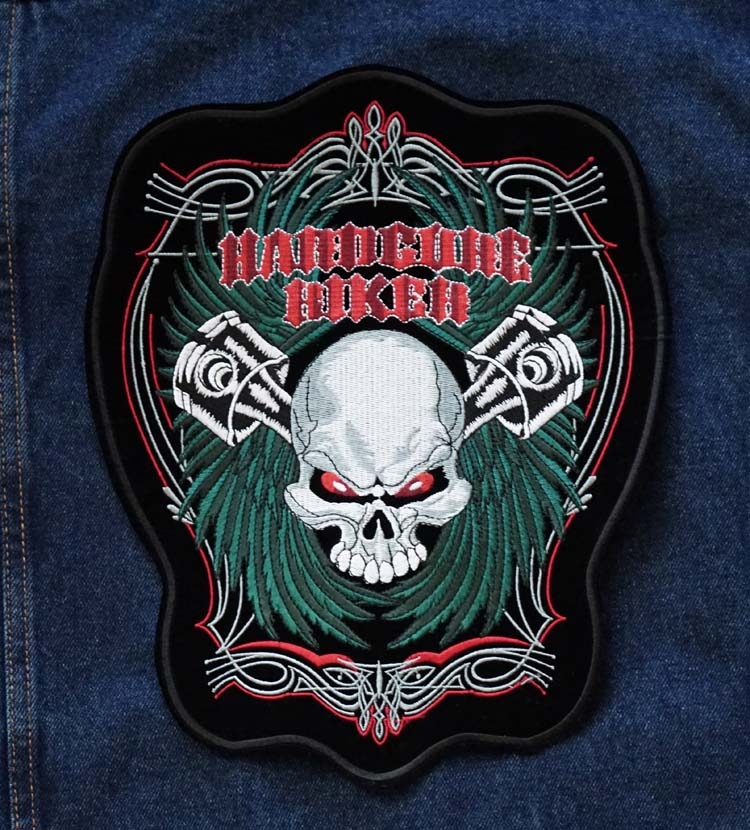 "Applicatie  "" Hardbone biker """