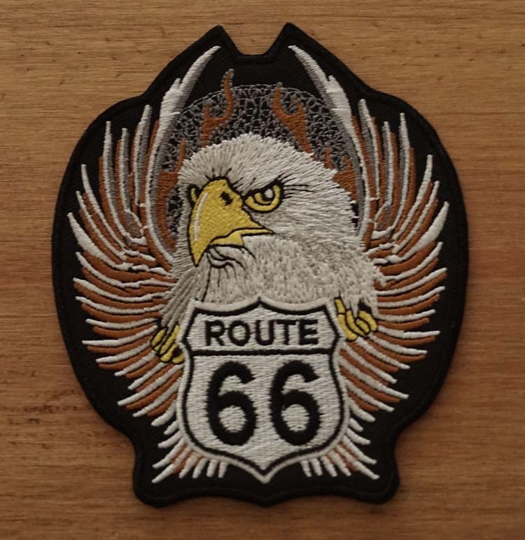 "Applicatie  "" Route 66  adelaar  """
