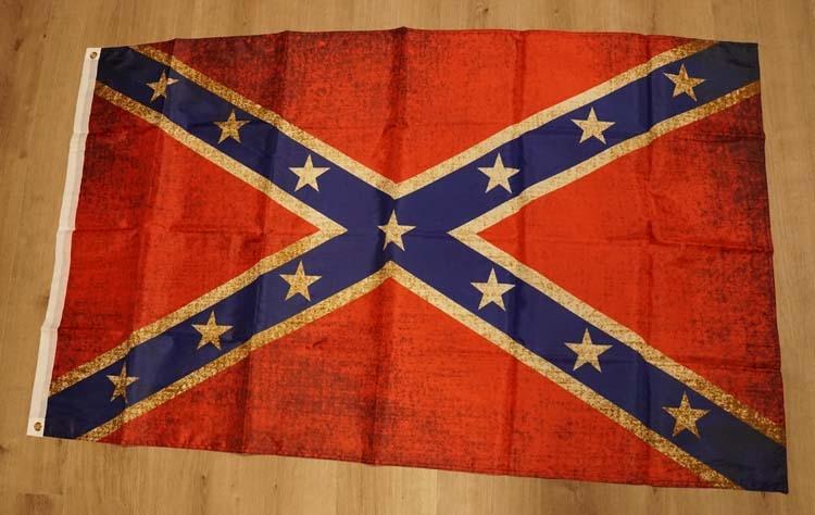 "b Rebelvlag ' Confederate grunge """