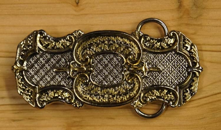 "Belt buckle  ""  Decoratie thistle """