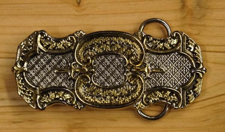 """Belt buckle  """"  Decoratie thistle """""""
