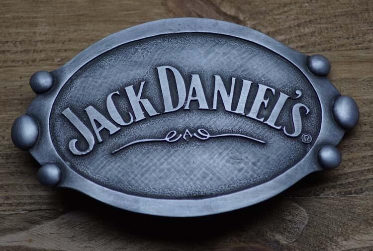 "Buckle   "" Jack Daniel's """