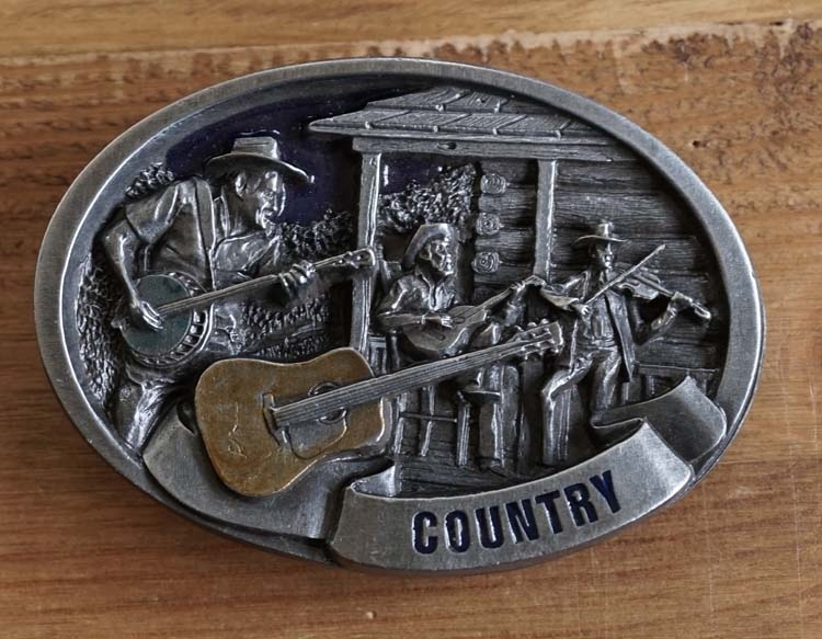 "Buckle  "" Country  """