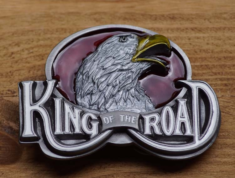 """Buckle  """" King of the Roal """""""