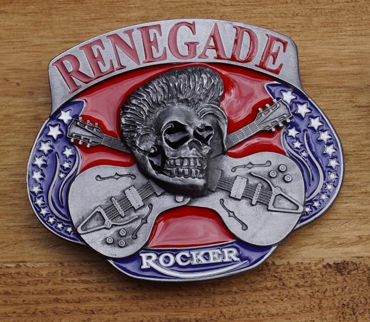 """Buckle  """" Renegade """""""