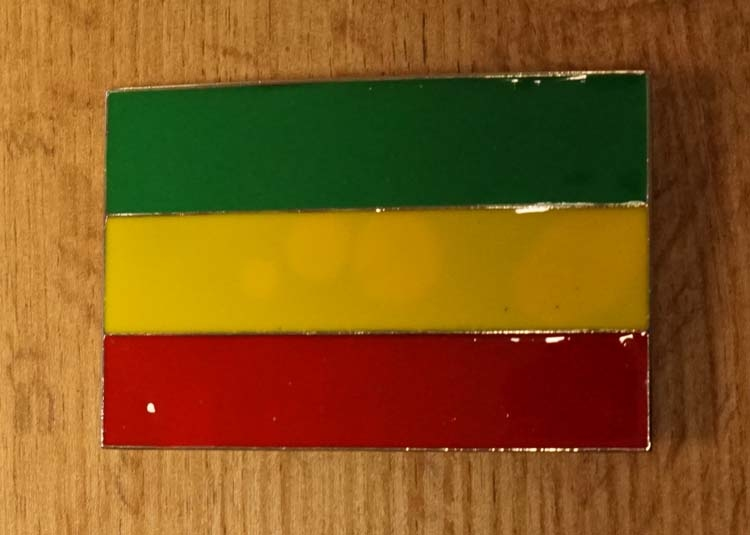 """Buckle / gesp  """" Ethiopië  """""""