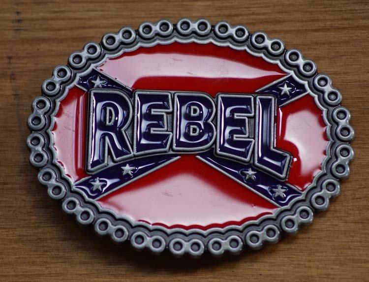 """Buckle / gesp  """" Rebel """""""