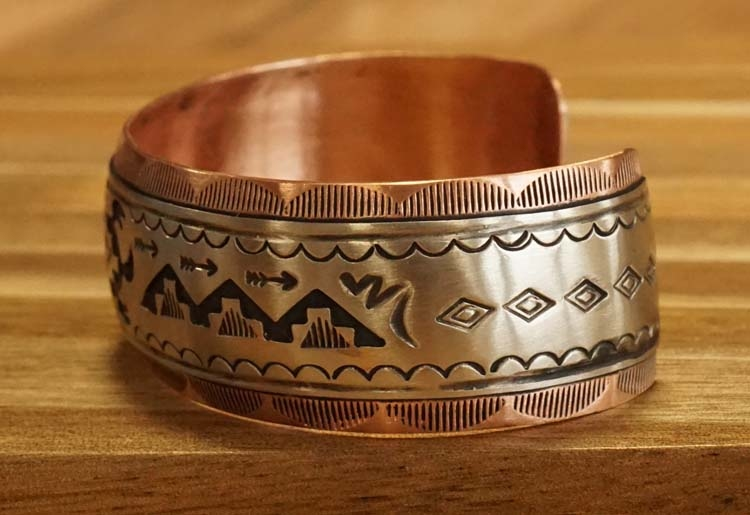 """Indiaanse armband """" Schildpad """""""